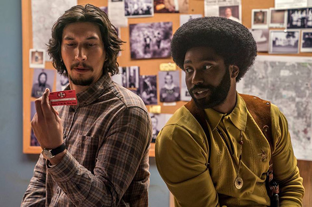 Rebel Commentary: BlacKkKlansman Is Essential Spike Lee--And It's Good to Have Him Back