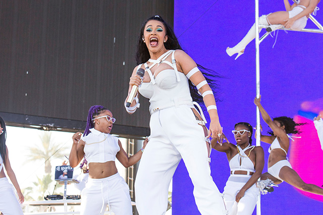 2018 Global Citizen Fest Features Cardi B, Janet Jackson, The Weeknd, And Janelle Monáe