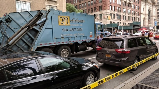Tourist On Bicycle Killed By Truck Driver After Being Forced Out Of CPW Bike Lane
