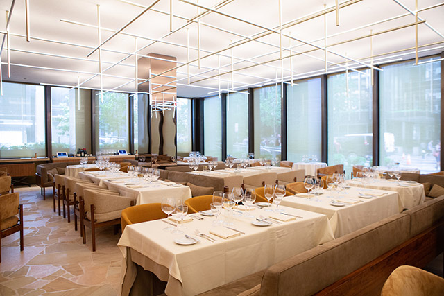 After Two-Year Absence, The Four Seasons Restaurant Is Now Open Inside New Space