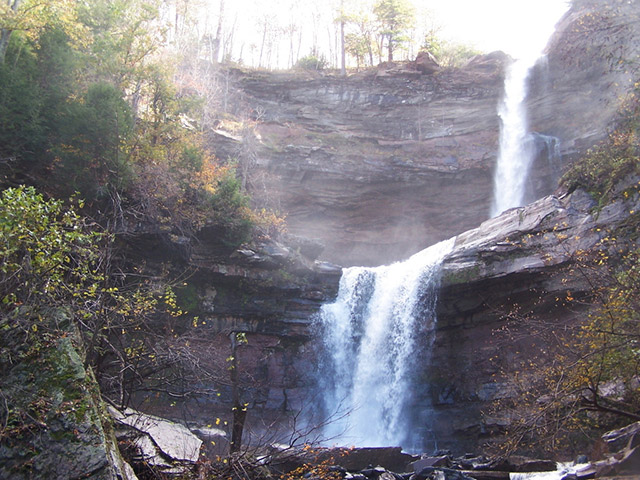 The Upstate Waterfall That's So Beautiful People Are Dying While Taking Photos There