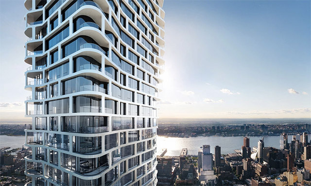 Former Roseland Ballroom Is Now Site Of 62-Story Luxury Rental Tower