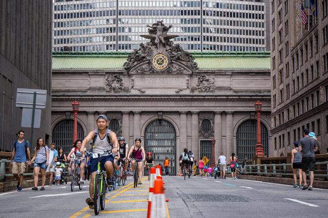 Summer Streets Kicks Off First Of Three Car-Free Saturdays Tomorrow