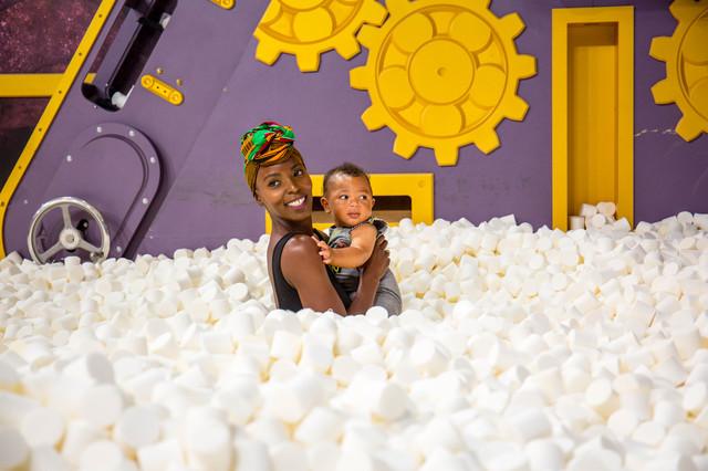 Photos: The Interactive, Insta-Friendly Candytopia Opens Near Penn Station