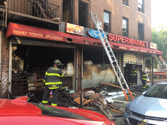 Crown Heights Fire Leaves 1 Dead, 3 Critically Injured
