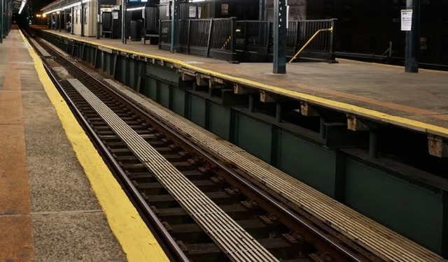 Man Leapt Across Subway Tracks To Stab Racist Harasser, Police Say