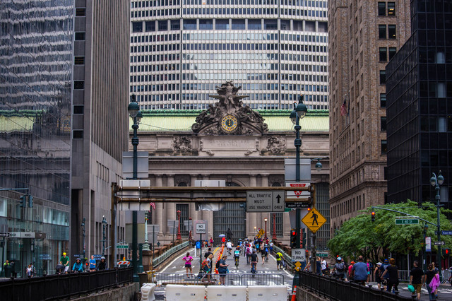 Here's What 7 Miles Of Car-Free NYC Streets Looks Like