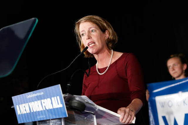 Zephyr Teachout Vows To Keep Fighting: 'The Revolution In NY State Is Just Beginning'