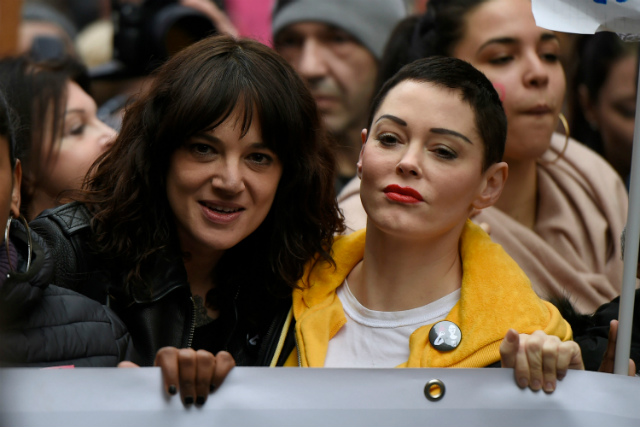 Asia Argento Says She's Suing Rose McGowan For 'Deception, Fraud, Coercion & Libel'