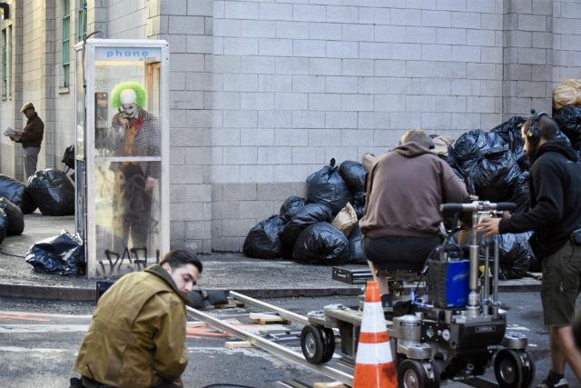 Photos: DUMBO Transformed Into Gritty Gotham City For Joaquin Phoenix Joker Movie