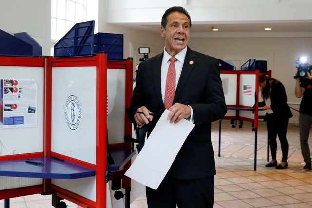 2018 Primary Results: Cuomo, James, Hochul Win While IDC Is Mostly Swept Out