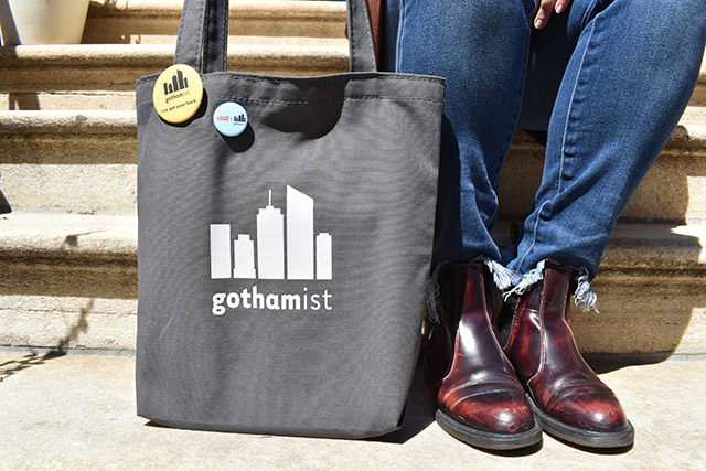 Support Gothamist And Local Journalism Today!