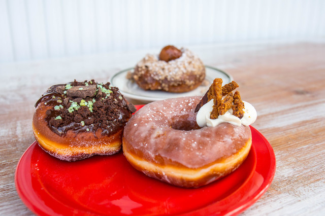 Inside The New 'Comfortland' Doughnut Shop From The Queens Comfort Crew