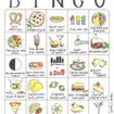 Eat Your Way Through New York With Our NYC Food Bingo Card