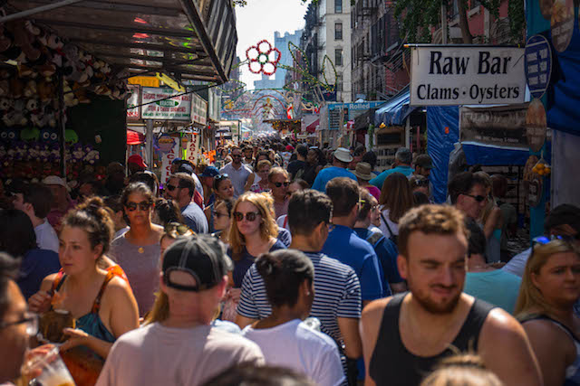 What To Eat At The Annual Feast Of San Gennaro