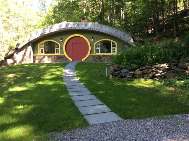 Why Pay Rent When You Can Buy An Energy-Efficient Hobbit House?