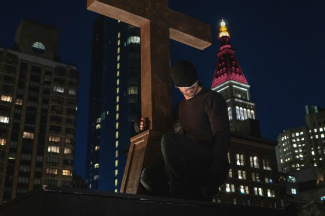 Daredevil & The Kingpin Really Hate Each Other In 'Daredevil' Season 3 Trailer