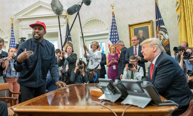 The Wrath Of Kanye: West Wing Edition (Feat. Leonard Cohen & Michael Shannon)
