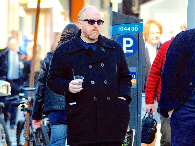 Louis C.K. Comments On 'Hell' Year: 'I Lost $35 Million In An Hour'