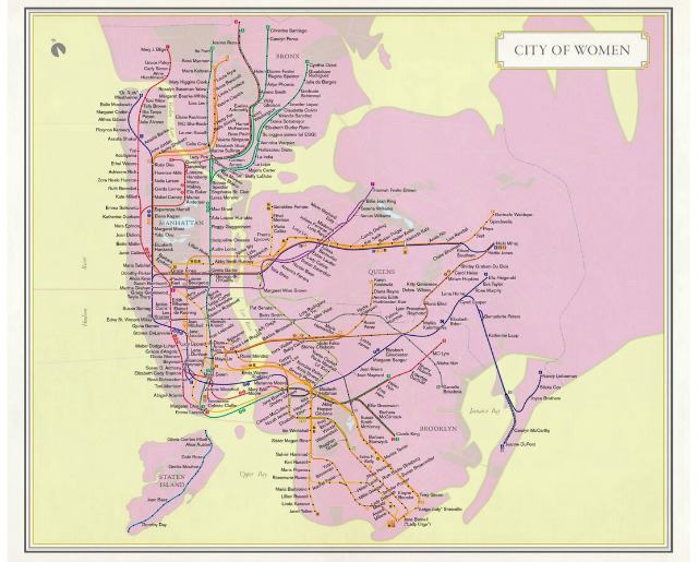 Explore A Bounty Of NYC Maps At This Transit Museum Exhibit