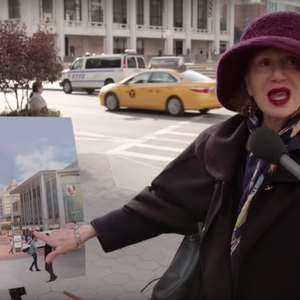 Jimmy Kimmel Tricks New Yorkers Into Thinking Trump Bought Lincoln Center