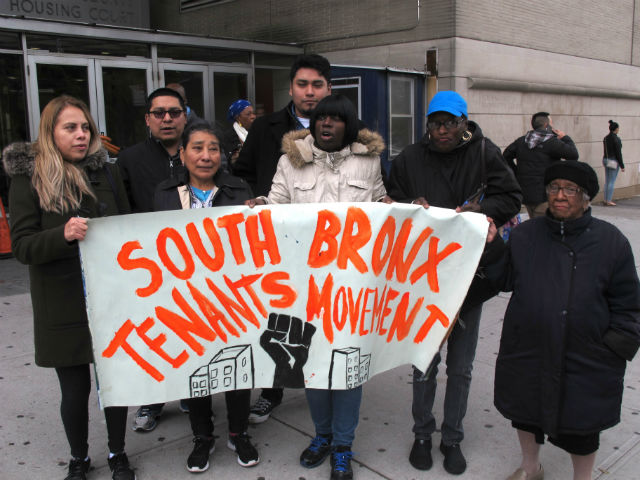 Rats, Cold, Darkness: South Bronx Tenants Say Slumlord's Son Is Putting Them Through Hell