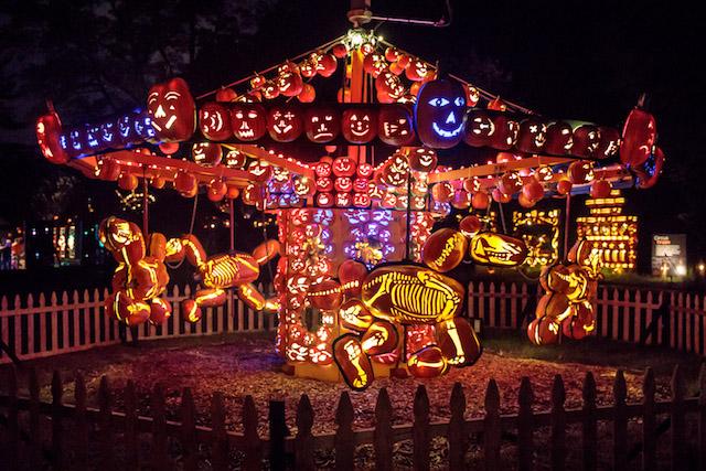 Photos: The Great Jack O'Lantern Blaze Is Still NY's Most Magical Halloween Experience