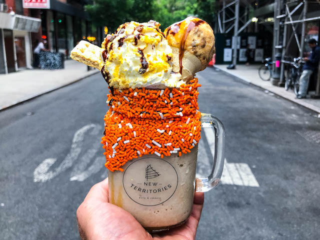 The 11 Best Milkshake Spots In NYC