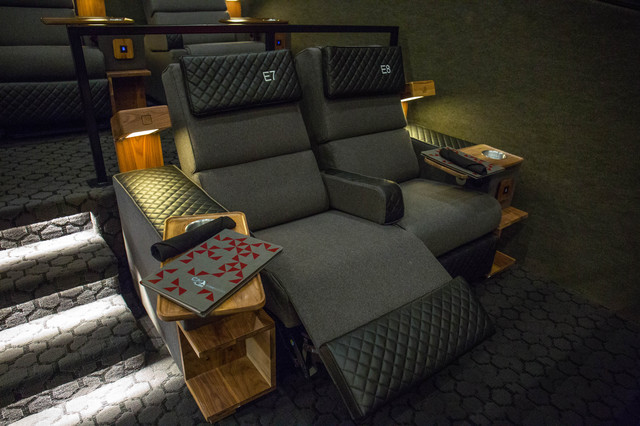 Inside NYC's Newest Luxury Dinner-And-Movie Experience, CMX CineBistro