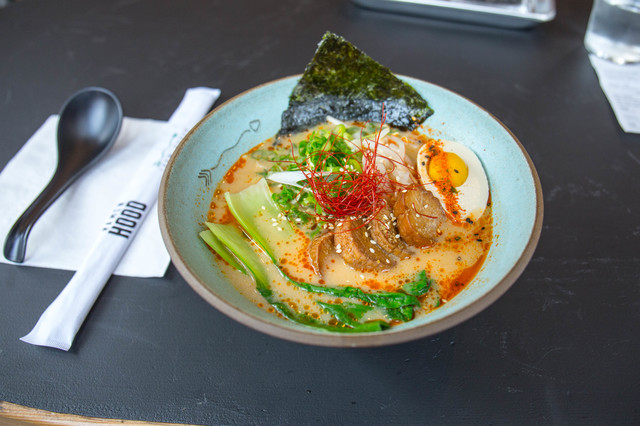 A Vegan Ramen Shop From L.A. Pops-Up In SoHo