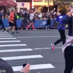 Man Proposed To Runner Girlfriend In Middle Of Marathon & People Are Mad