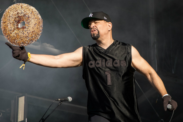 Ice-T Claims He's Never Had A Bagel Or Coffee And I Will It Make It My Life's Mission To Change That