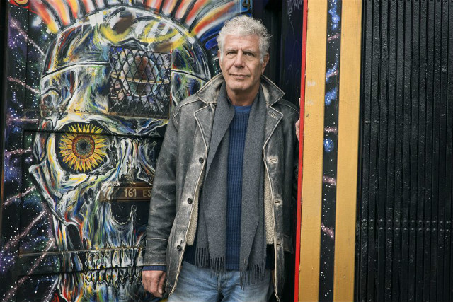 Anthony Bourdain Takes A Tour Of The Lower East Side In Final 'Parts Unknown'