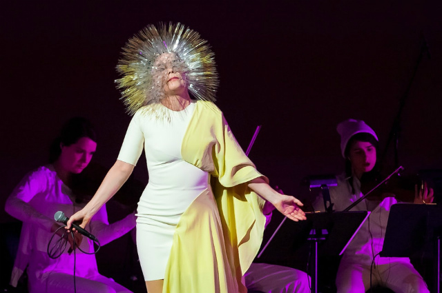 Björk To Premiere 'Most Elaborate Stage Concert Yet' At Hudson Yards Venue