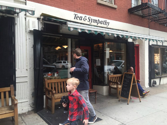 West Village's Tea & Sympathy Launches Campaign To Avoid Closure