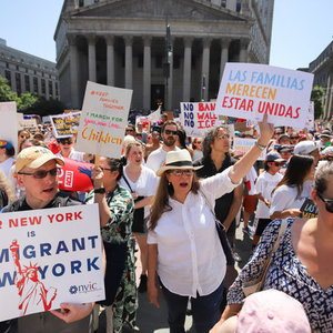 ICE Arrests And Deportations On The Rise In New York