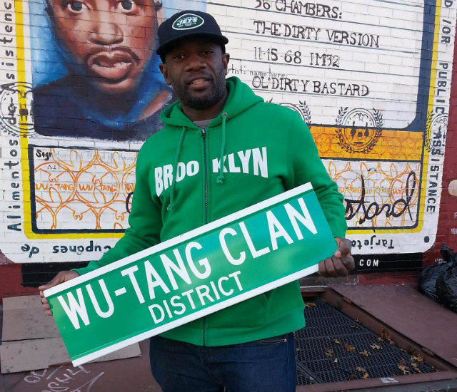 Will Staten Island Get A Wu-Tang Clan District Street Sign?