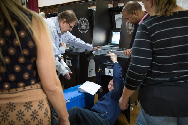 Perforation Revelation: BOE Blames Election Day Debacle On New Ballots