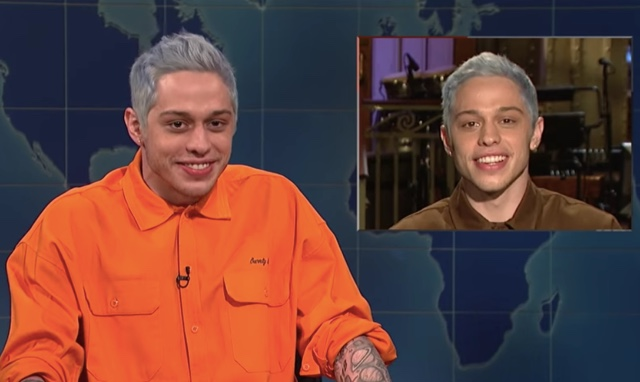 Video: New SNL Covers Pete Davidson's Personal Life, Alec Baldwin's Career, And Pug Wigs