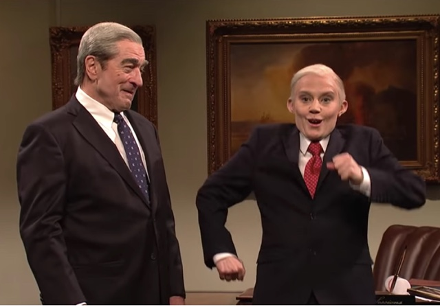 Videos: SNL Bids Farewell To Jeff Sessions With Host Liev Schreiber