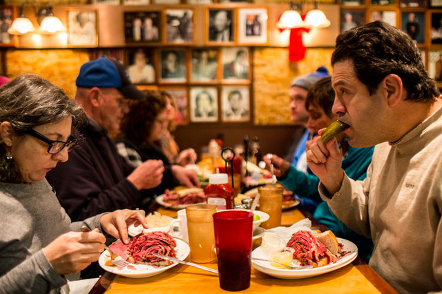 Iconic Carnegie Deli Will Reopen As A Pop-Up With 99-Cent Sandwiches (Thanks To Mrs. Maisel)