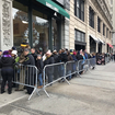 Hundreds Brave The Cold For Michelle Obama's Only NYC Book Signing