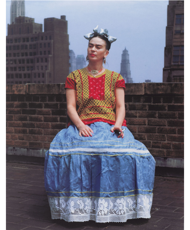 'Major' Frida Kahlo Exhibit Coming To The Brooklyn Museum