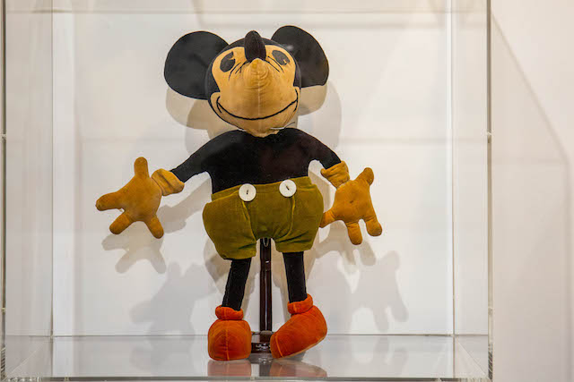 Photos: Inside Mickey Mouse's 90th Birthday Archival Exhibit