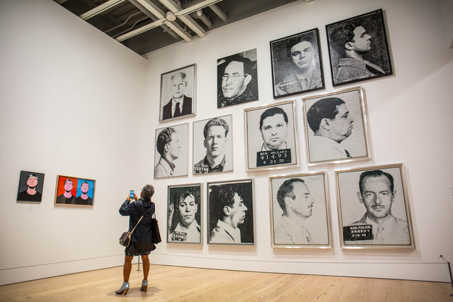 Inside The Enormous New Andy Warhol Show At The Whitney