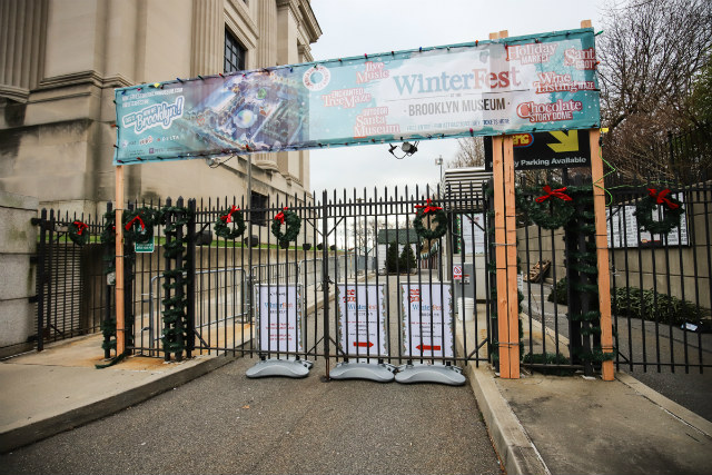 WinterFest At Brooklyn Museum Reorganizes After Being Called A Holiday Scam