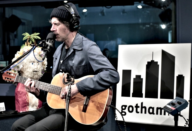 Live From Gothamist House: Gruff Rhys From Super Furry Animals