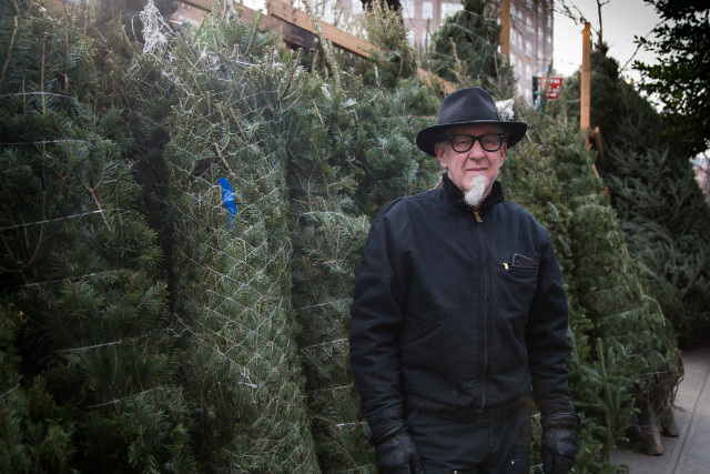 Video: Meet The Beloved Family Who've Been Selling Christmas Trees In The West Village Since 1988