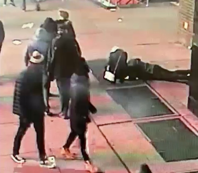 NYPD Wants To Return Engagement Ring Someone Dropped In Times Square Sidewalk Grate During Proposal