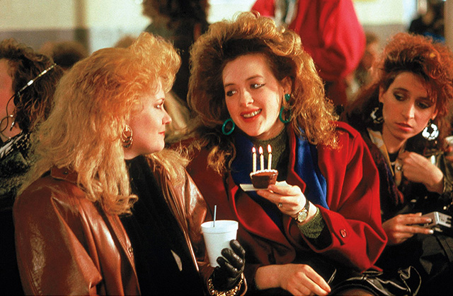 'Working Girl' Is 30, And There's A Free Screening (With Free Hair-Teasing) Tonight